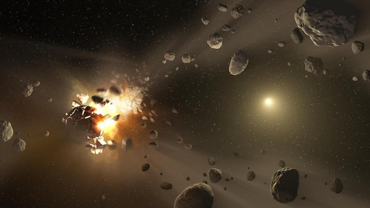 """How A New Family Tree of Space Rocks Could Better Protect Earth  In perhaps the neatest astronomical application of geneology yet, astronomers found 28 """"hidden"""" families of asteroids that could eventually show them how some rocks get into orbits that skirt the Earth's path in space."""