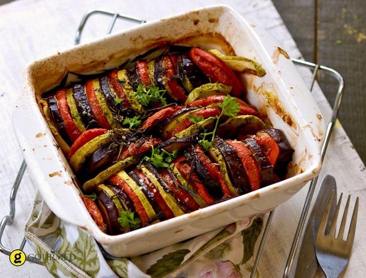 Μπριάμ στο φούρνο - gourmed.gr