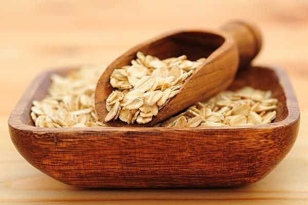 Boost your fiber intake with some morning oats.
