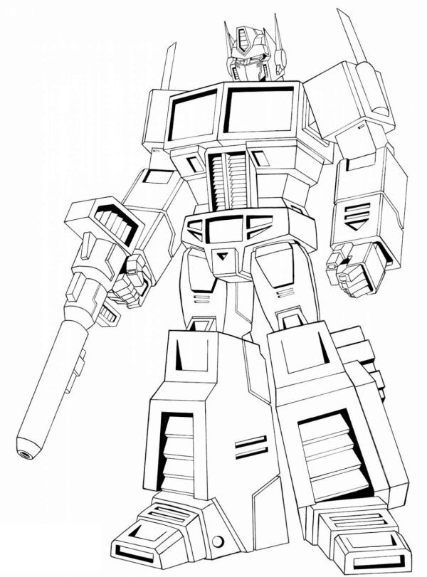 Optimus Prime Coloring Pages Collection Free Coloring Sheets Transformers Coloring Pages Transformers Avengers Coloring Pages