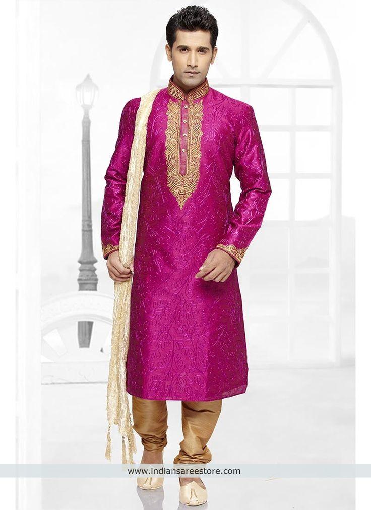 Mejores 15 imágenes de Men\'s Kurta/Pajama en Pinterest | Moda india ...
