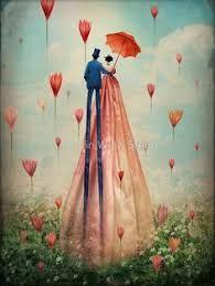 Resultado de imagen para imagenes surreales de amor