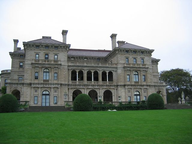 Great American Mansions: Breakers Mansion