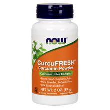 Now Foods CurcuFRESH Curcumin Powder