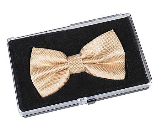 Dresstells Fliege Herren Hochzeit Konfirmation Schleife Schlips verstellbar Anzug Smoking Champagne Dresstells http://www.amazon.de/dp/B013P1VWG6/ref=cm_sw_r_pi_dp_fsZxwb0NV1RGR
