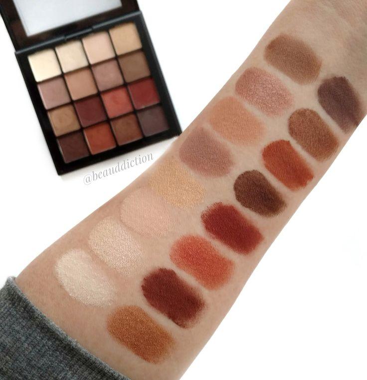 NYX Ultimate Eyeshadow Palette in Warm Neutrals