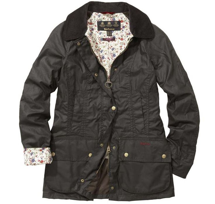 Barbour Flyweight Beadnell Wax Jackets Olive Womens : Latest Barbour jacket sale | Barbour sale for men and women : Fast delivery - www.jacketsonsales-uk.co.uk