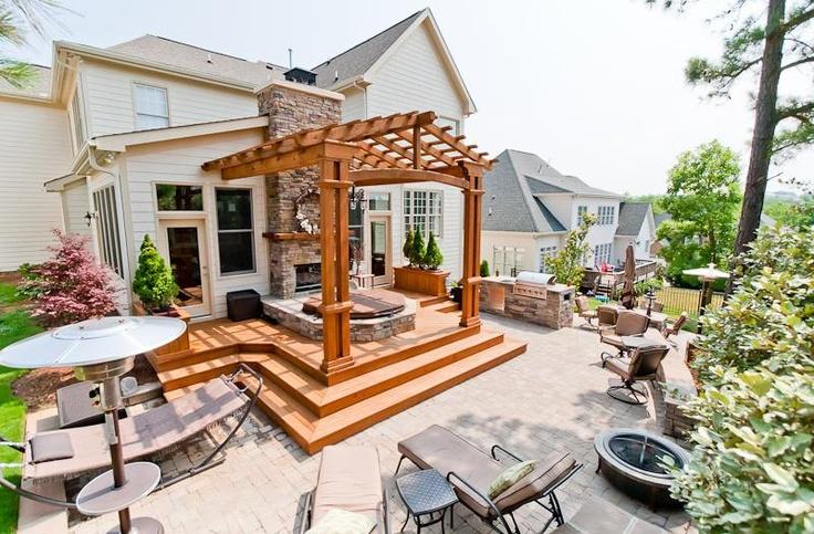 Amazing Best 39 Hot Tub Ideas Images On Pinterest Back Garden Ideas ...