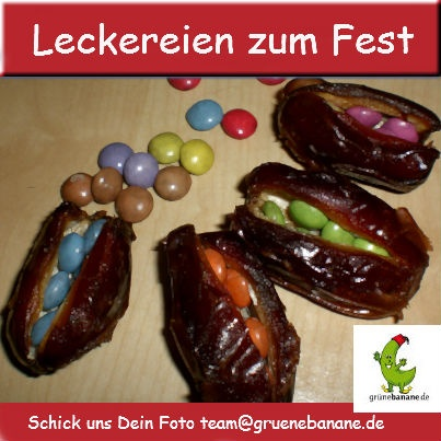 a playful combination of traditional food for kids. Dates and sweets... Gefüllte Datteln zum Fest für Kinder #ramadan #eid #id #bayram
