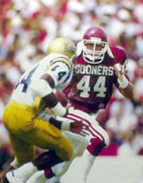 Brian Bosworth Oklahoma College Football Photo 3 CLOSEOUT | eBay