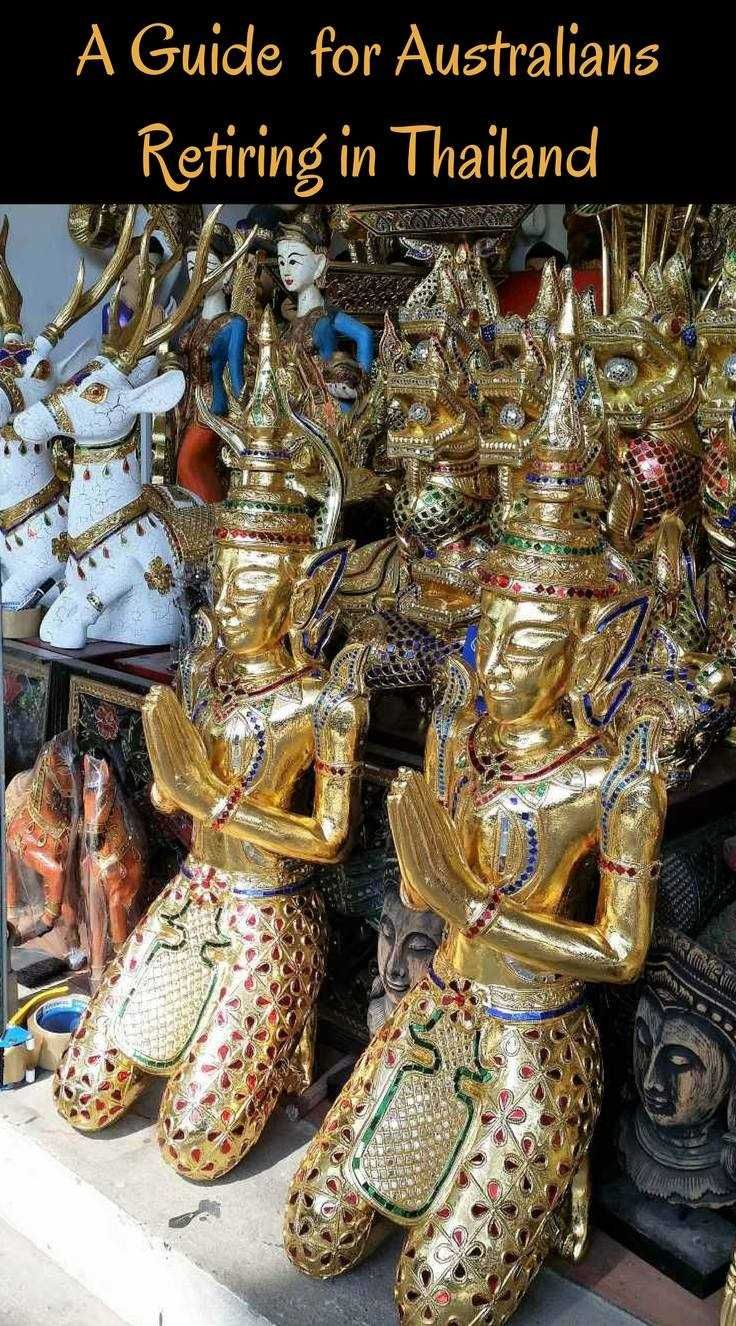 Guide to australians retiring in Thailand. Moving to Thailand, Expert advice for Expats living in Thailand. Expats living in thailand permanently and cost of living in Thailand. #movingtothailand #thialindexpats