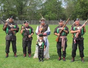 Cherokee Nation Warriors Society