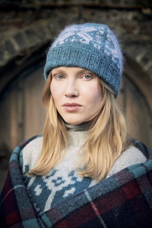 ARNE   CARLOS  NEW NORDIC collection for ROWAN available now! Solveig hat  pattern – ARNE   CARLOS 314ffdd78ca