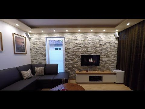 1000+ fikir, steinwand wohnzimmer pinterest'te | tv wand hifi, Wohnideen design