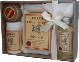 Little Scullywags Baby Bath Set | http://www.flyingflowers.co.nz/little-scullywag-baby-bath-set