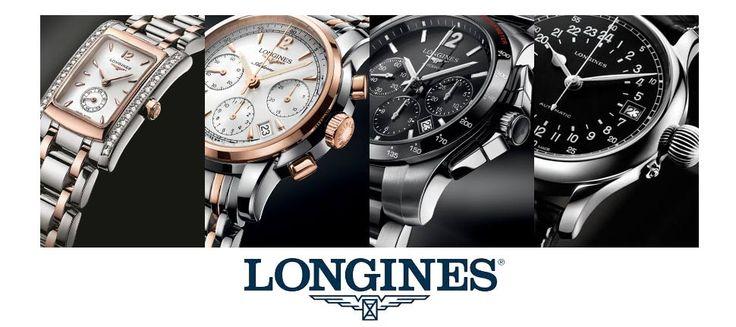 Ρολόγια LONGINES! Πολυτέλεια σε κάθε εμφάνιση! http://www.oroloi.gr/index.php?cPath=351