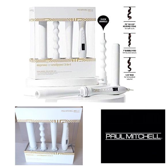 Paul Mitchell Pro Tools Ion Hair Curling Wand Set