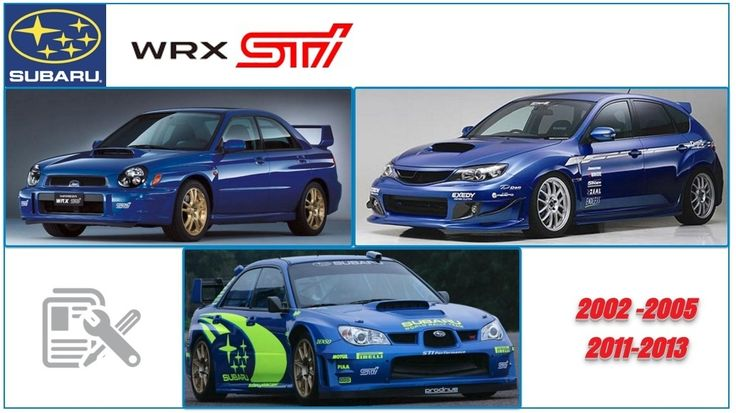 10 best hyundai repair service manuals images on pinterest ps subaru wrx sti 2002 2005 2011 2013 service manuals fandeluxe Image collections