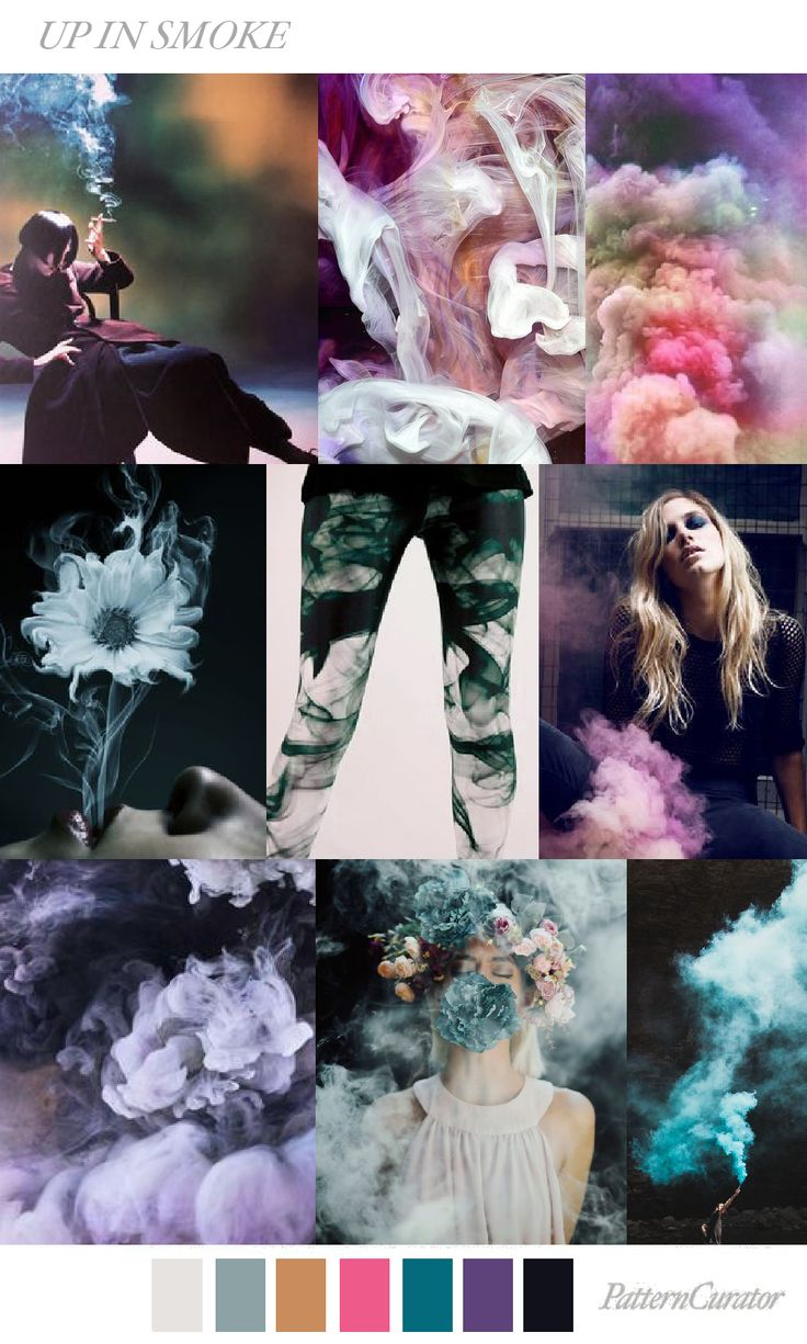 UP IN SMOKE by PatternCurator