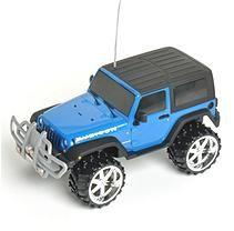 1:16 Jeep Rubicon - Blue