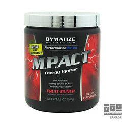 Dymatize Performance Driven M.P.ACT