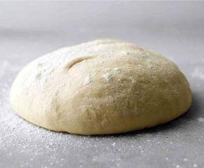 Rezept der pefekte Pizzateig (ital. Familienrezept) von Flensburger Jung – Rezept der Kategorie Backen herzhaft