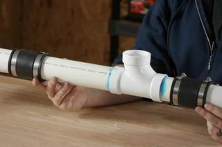 How to Replace a PVC Pipe Section | eHow