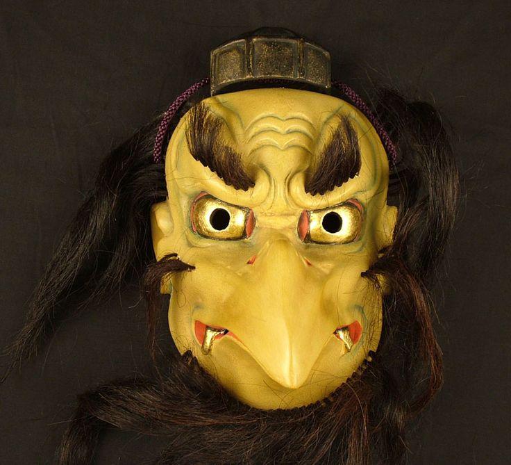1000+ images about masks-noh-kabuki wardrobe on Pinterest ...