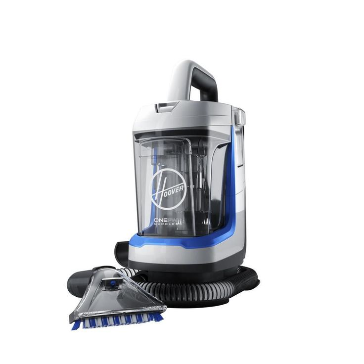 Hoover onepwr spotless go portable upholstery and carpet