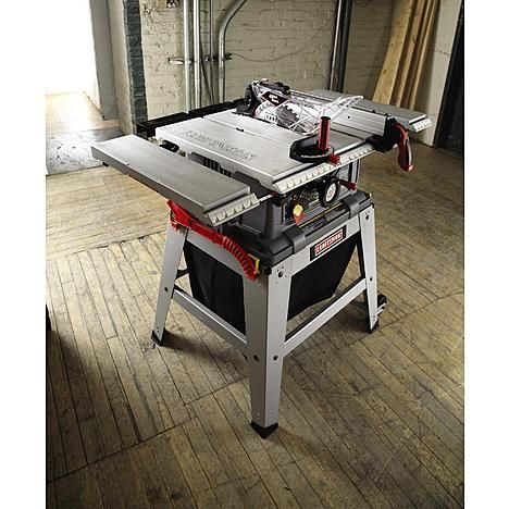 "Craftsman 10"" Table Saw with Laser Trac® (21807) 3"