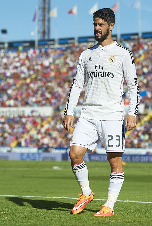 Real Madrid and Spain u21 player Isco Alarcon.