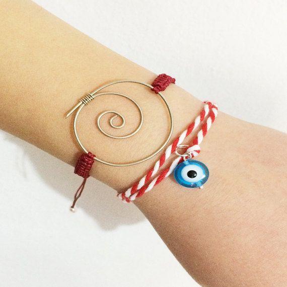 martis bracelet march bracelet greek martakia by christelboutique