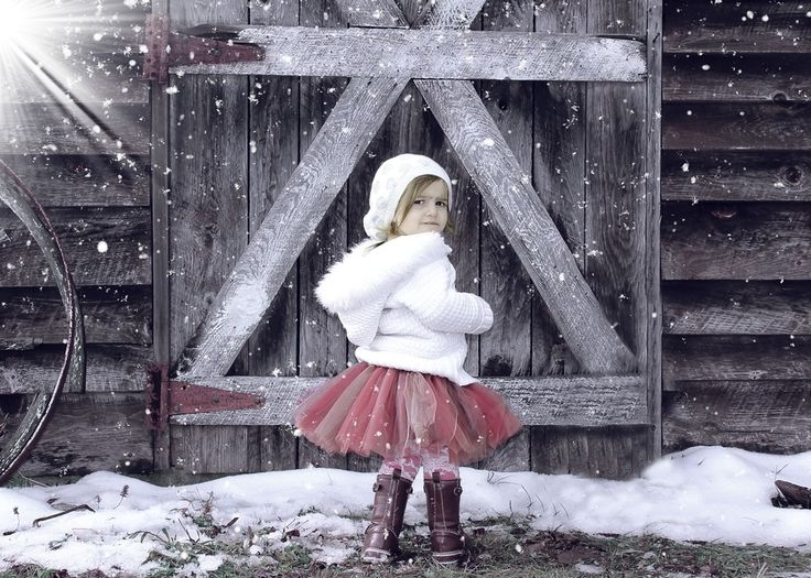 Winter fashion cute outdoors winter hat snow country adorable boots skirt jacket barn knit kids fashion