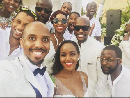 EXCLUSIVE: Fashion blogger Sharon Mundia ties the knot in a secret wedding - Entertainment News