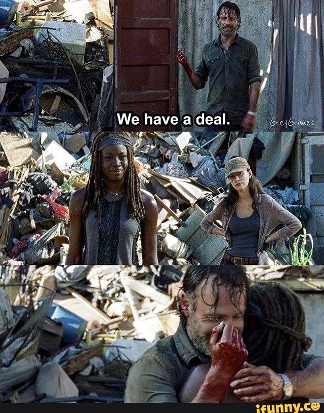 The Walking Dead, season 7, episode 10, New Best Friends