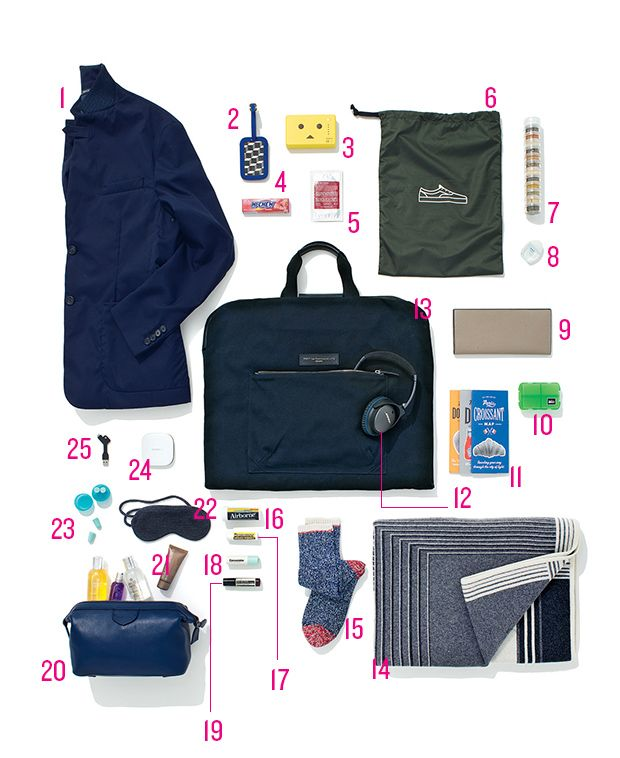 25 Essential Travel Accessories for the Frequent Flyer: The Daily Details: Blog