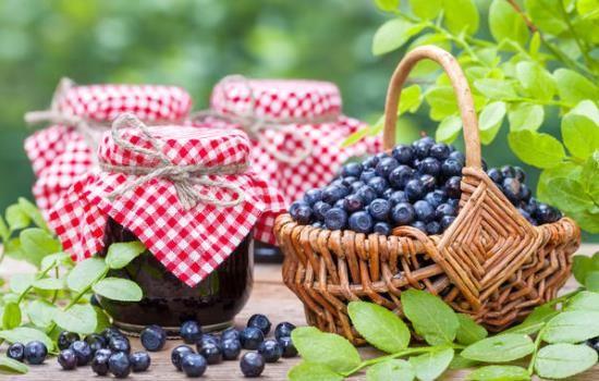 Рецепты заготовок из черники на зиму, секреты выбора ингредиентов и