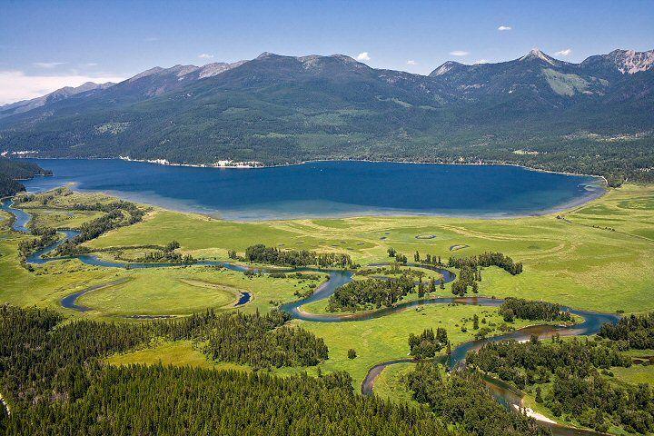 Flathead Lake, Montana mysticmountainmontana.com