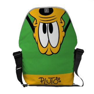 Pluto Courier Bag