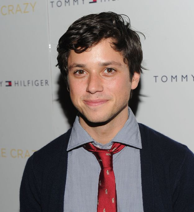 Remember Phil of the Future's Ricky Ullman. Well his real name is Raviv Ullman (hes Israeli) and  hes 27 now! He's still handsome!