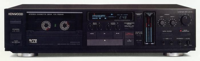 KENWOOD KX-1100HX (1988)