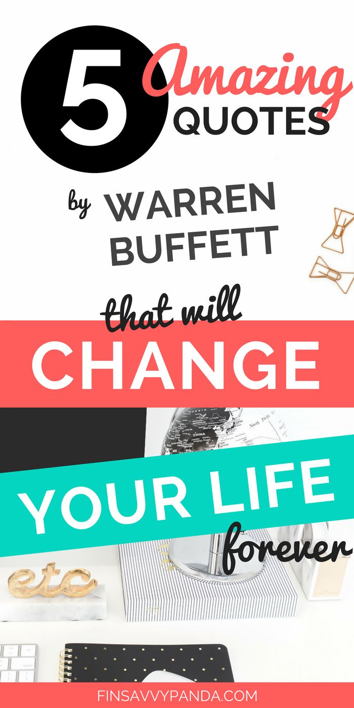 Awesome money tips from Warren Buffett that will improve your finances and change your life. | money tips | warren buffett tips | life lessons learned tips | money lessons | self development | how to become rich | millionaire mindset | billionaire mindset rich | personal finance tips | making money ideas | money quotes inspirational