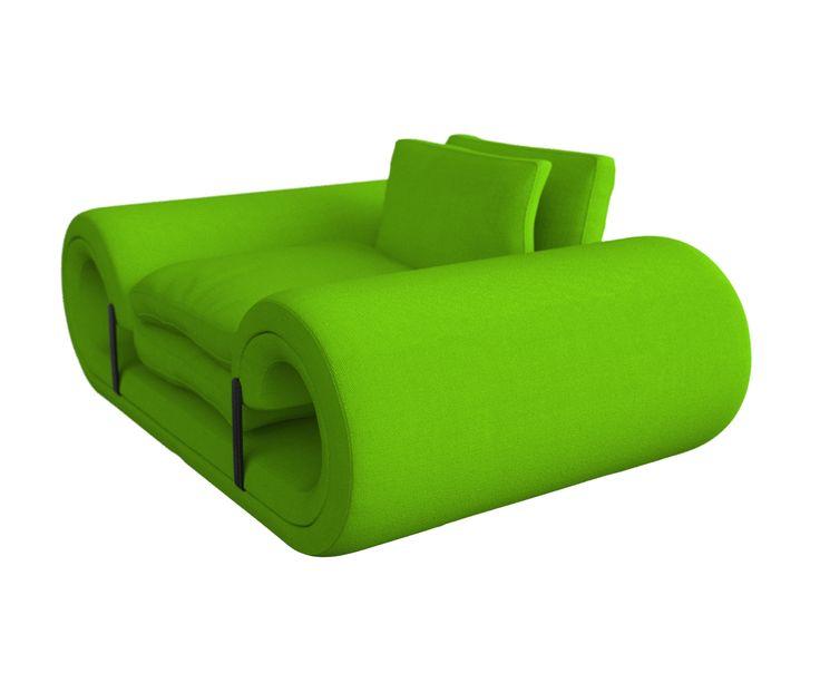 chair-sofa-bed  designer Eugenio Bicci
