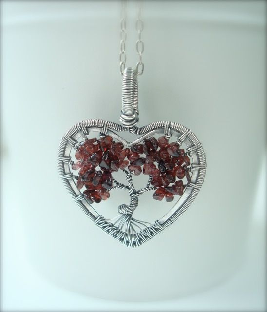 1802 best Jewelry-Tree of Life images on Pinterest   Wire jewelry ...