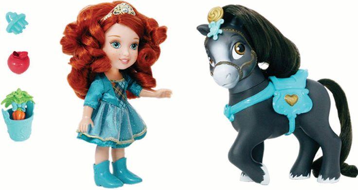 Disney Princezna a kůň - Merida | MALL.CZ