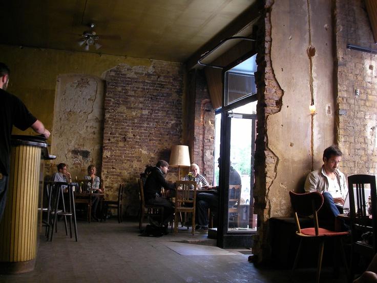 cafe luzia, berlin