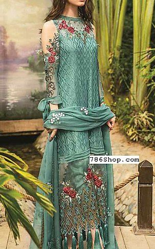 58bd2cc0bd Order Pakistani Designer Chiffon Dresses 2019, we sell Indian Pakistani Chiffon  Suits online. Fully stitched Collections with free worldwide shipping.