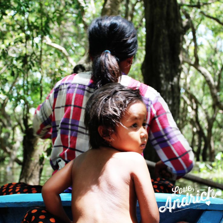 Touring the Sunken Forest by boat ~ #Travel