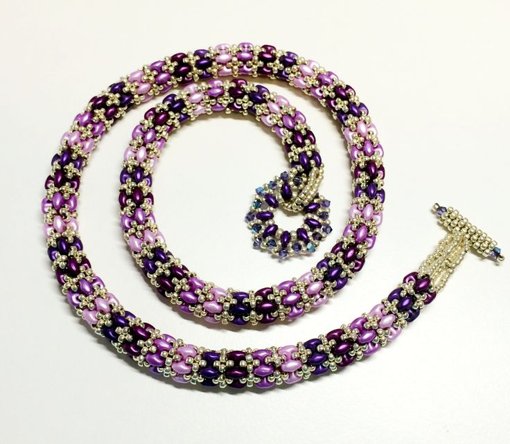 Jill Wiseman Designs - Daydreamer Rope Necklace Kit, $35.00 (http://shop.jillwisemandesigns.com/daydreamer-rope-necklace-kit/)