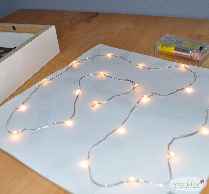 die besten 25 beleuchteter bilderrahmen ideen auf pinterest leuchtbilder leuchtrahmen und. Black Bedroom Furniture Sets. Home Design Ideas